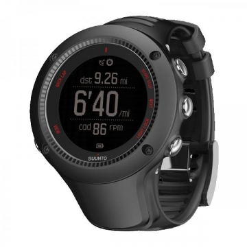 SUUNTO AMBIT3 RUN BLACK HEART RATE