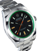 ROLEX 116400 GV MILGAUSS